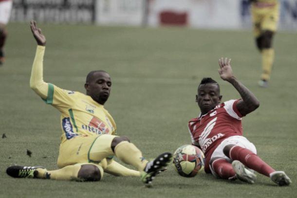 Atlético Huila - Independiente Santa Fe: por la clasificación asegurada