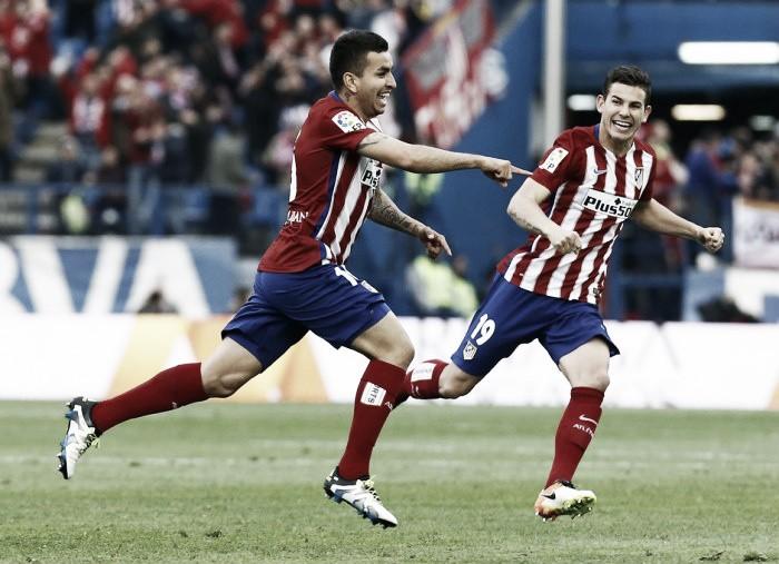 Correa decide, Atlético de Madrid vence Málaga e segue sonhando com título espanhol