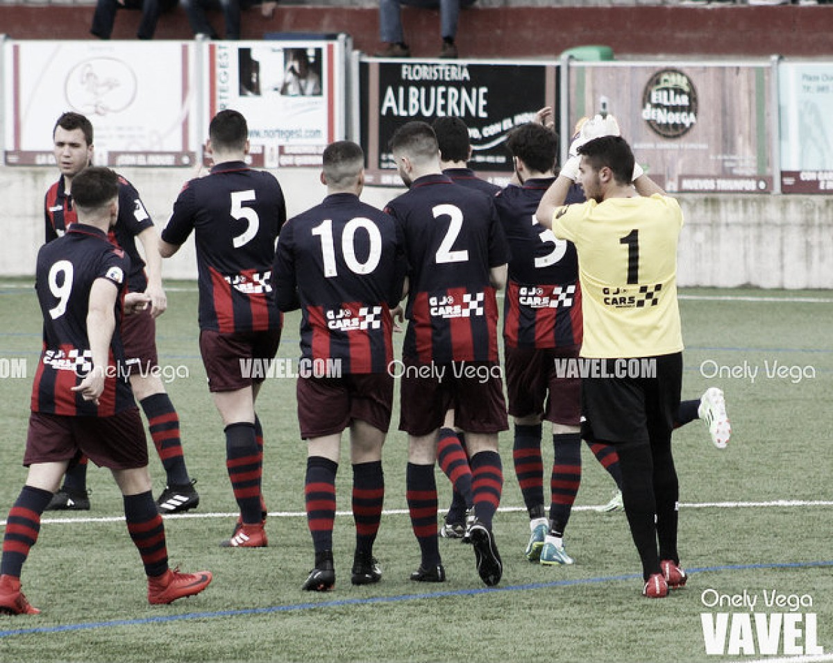 Valdesoto CF, un club humilde con sueños de élite