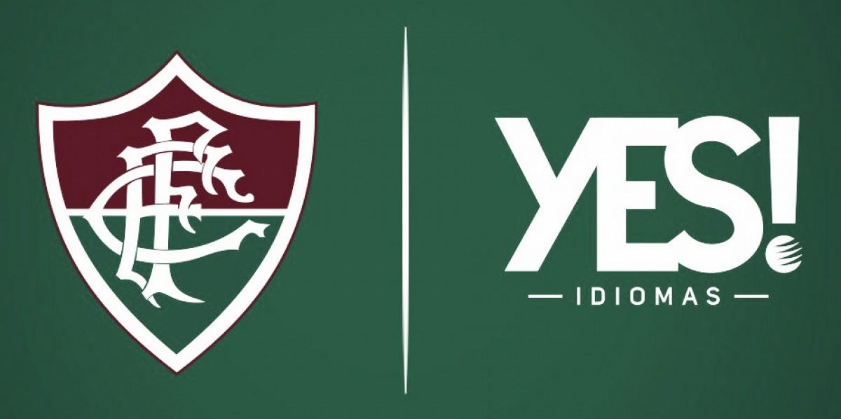 Fluminense anuncia patrocínio com YES! até o fim da temporada