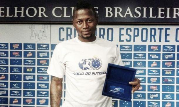Dúver Riascos nuevo refuerzo del Cruzeiro