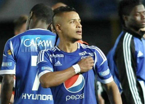 Millonarios no tendrá en cuenta a Yhonny Ramírez
