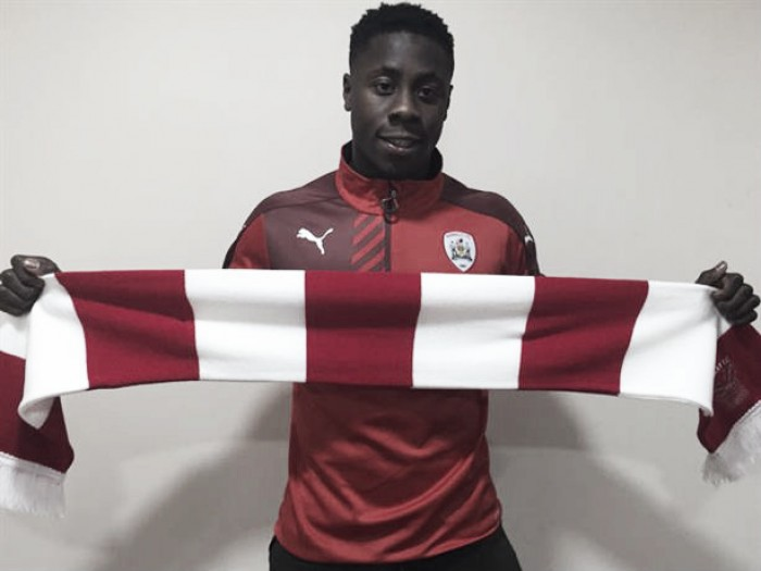 Barnet captain Andy Yiadom signs for Barnsley