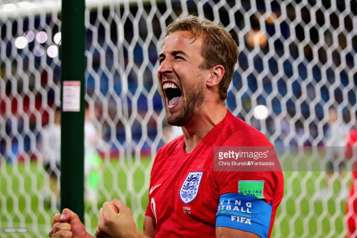 Harry Kane believes England have 'grown' through penalty shoot-out victory