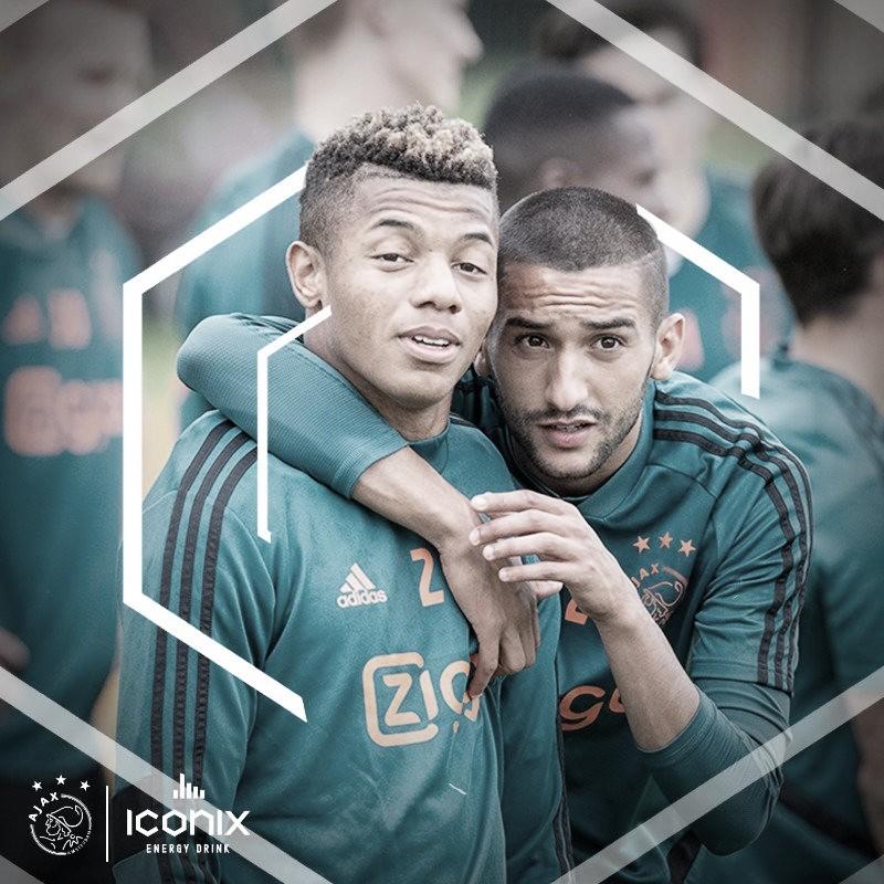 Principais jogadores confirmados: Ajax renova contrato de David Neres eZiyech