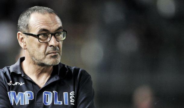 """Sarri: """"A Torino con spensieratezza e un po' di follia"""""""