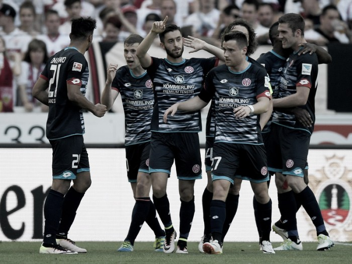 VfB Stuttgart 1-3 1. FSV Mainz 05: Sorry Swabians slump to devastating defeat