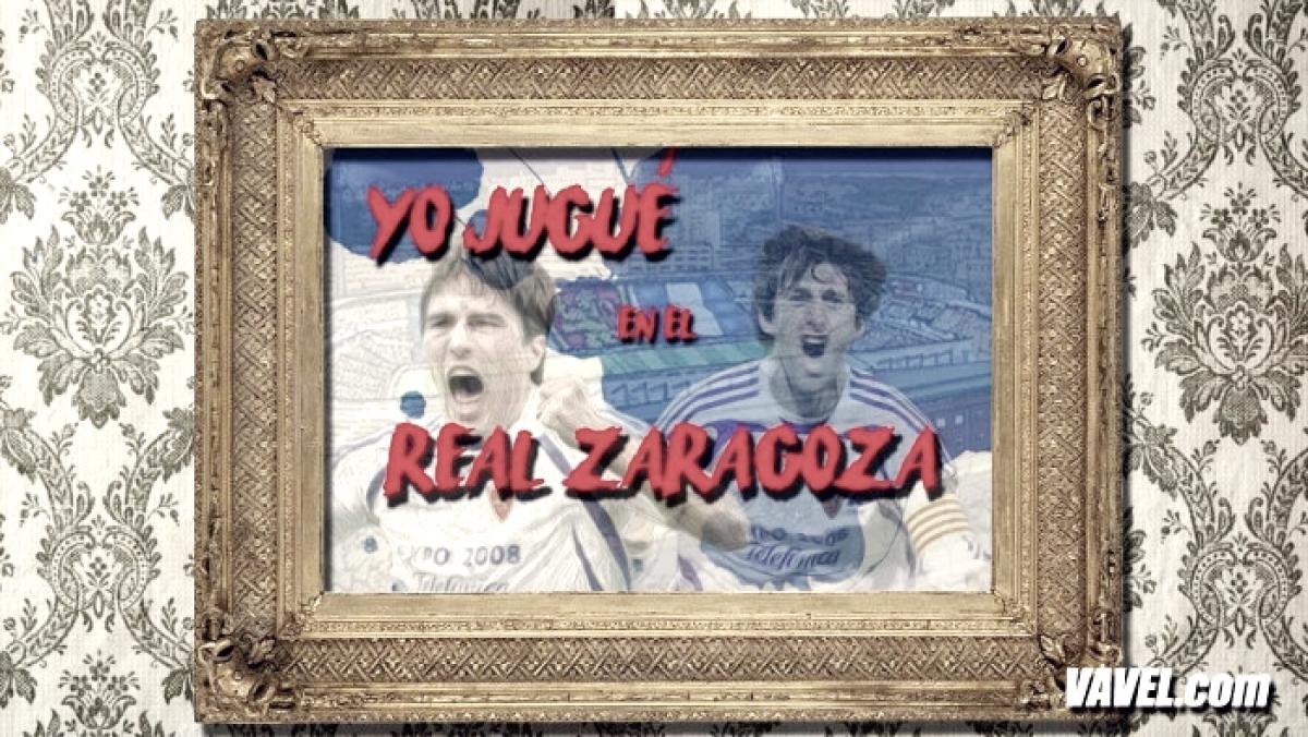"""Yo jugué en el real Zaragoza: Francisco """"Paquete"""" Higuera"""