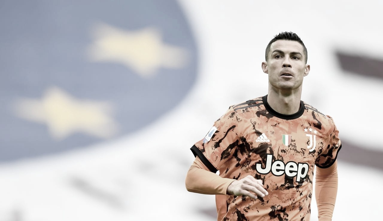 Com dois gols de Cristiano Ronaldo, Juventus vira sobre Udinese no fim