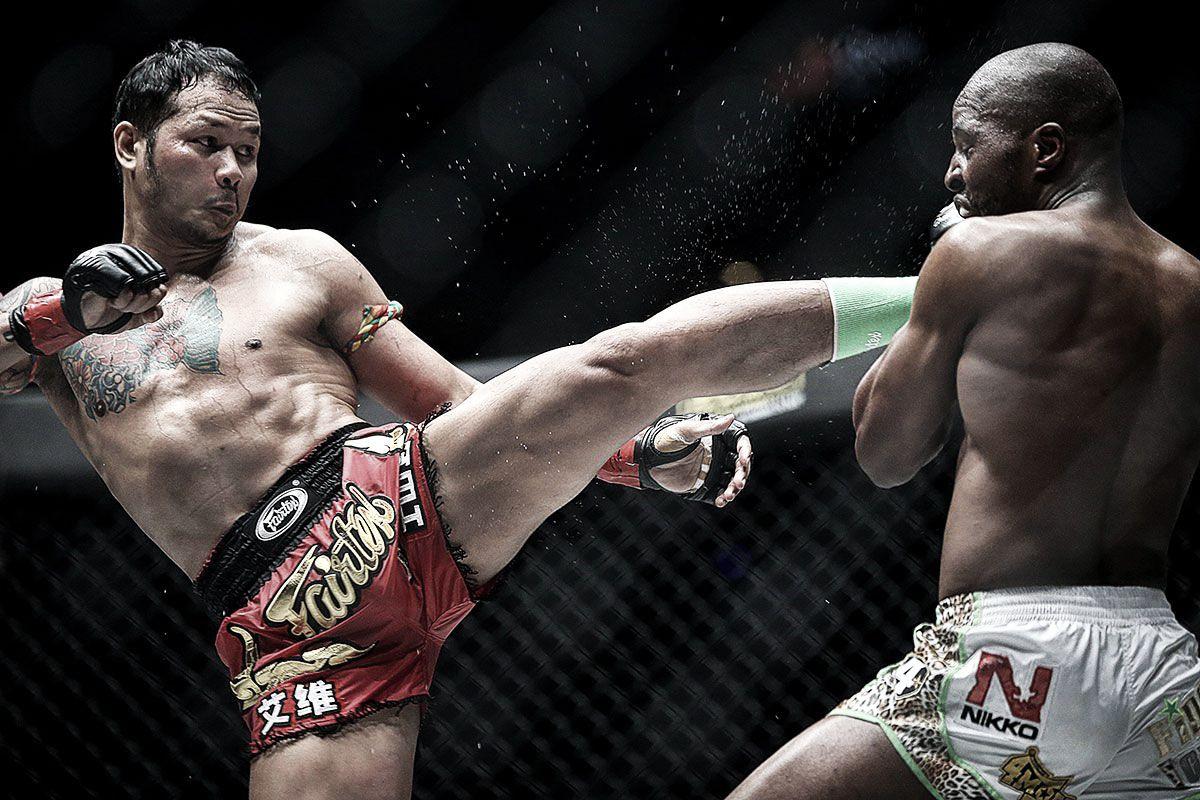 """Fairtex predice KO: """"Voy a ganar por Knockout"""""""