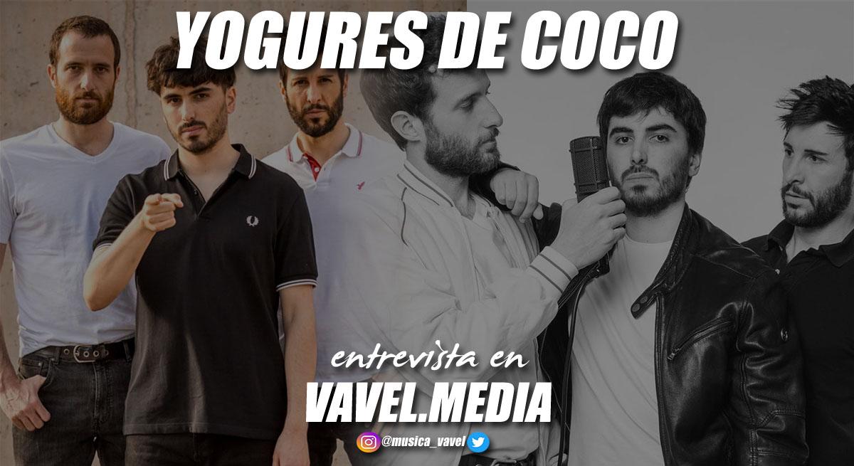 """Entrevista. Yogures de Coco: """"Siempre estamos buscando nuevos lugares musicalmente"""""""