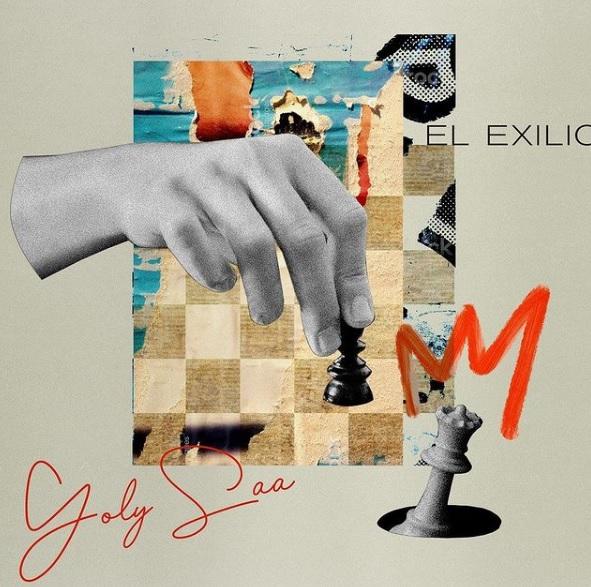 """Yoly Saa presenta """"El Exilio"""""""
