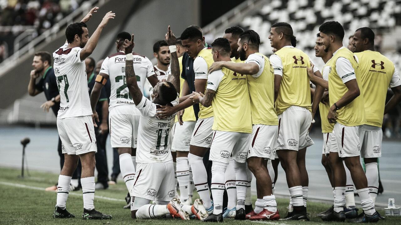Em estreia de Marcão como treinador efetivado, Fluminense vence Botafogo no ClássicoVovô