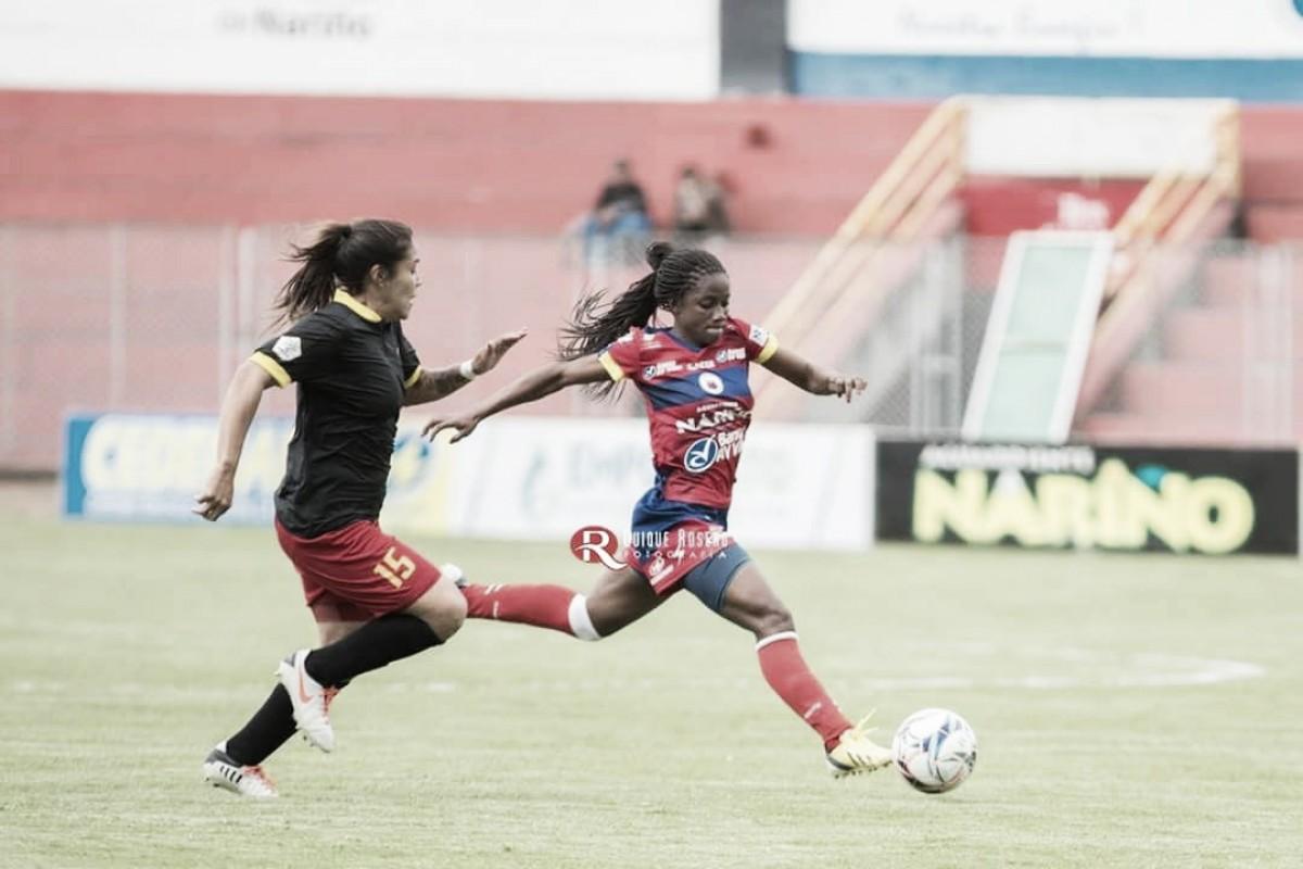 """Yorladiz Díaz: """"Tengo la certeza de que en un futuro seré convocada por la Selección Colombia"""""""