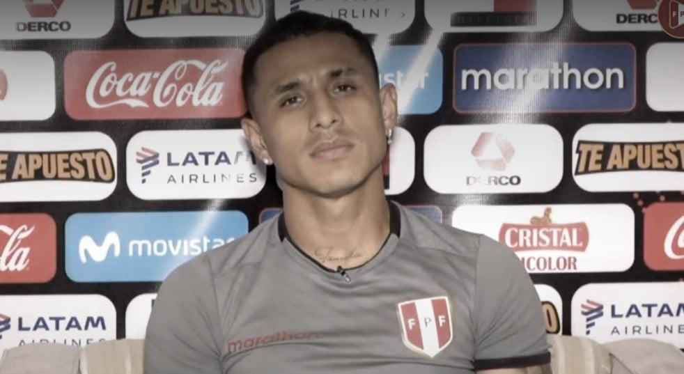 """Yoshimar Yotún: """"Queremos regalarle una copa al Perú, se lo merece"""""""
