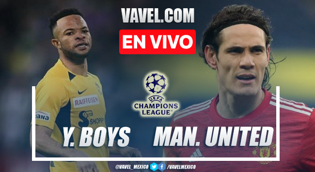 Goles y resumen del Young Boys 2-1 Manchester United en UEFA Champions League