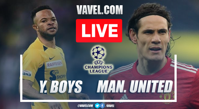 Goals and Highlights Manchester United 1-2 Young Boys in Champions League