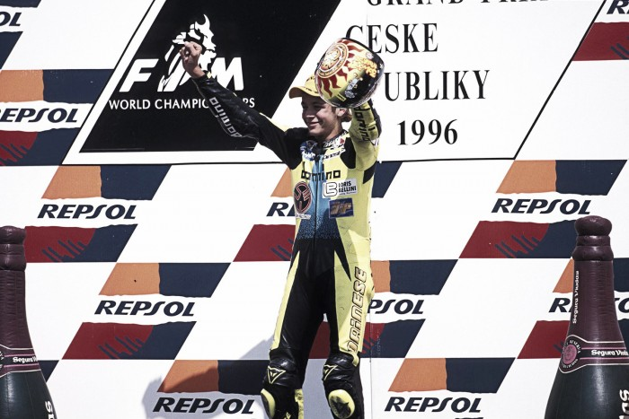 Will there be a repeat in history at Brno for Rossi?
