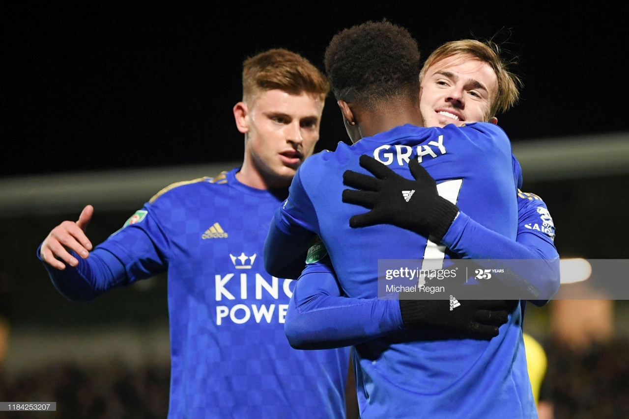 Leicester City 2019/20 Season Awards (so far): Young Player of the Season
