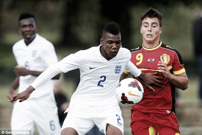 Chelsea youngsters get England U17 call-ups