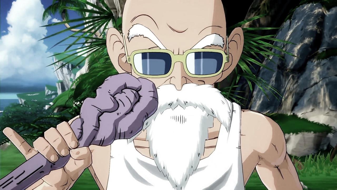 Mestre Kame anunciado para Dragon Ball FighterZ