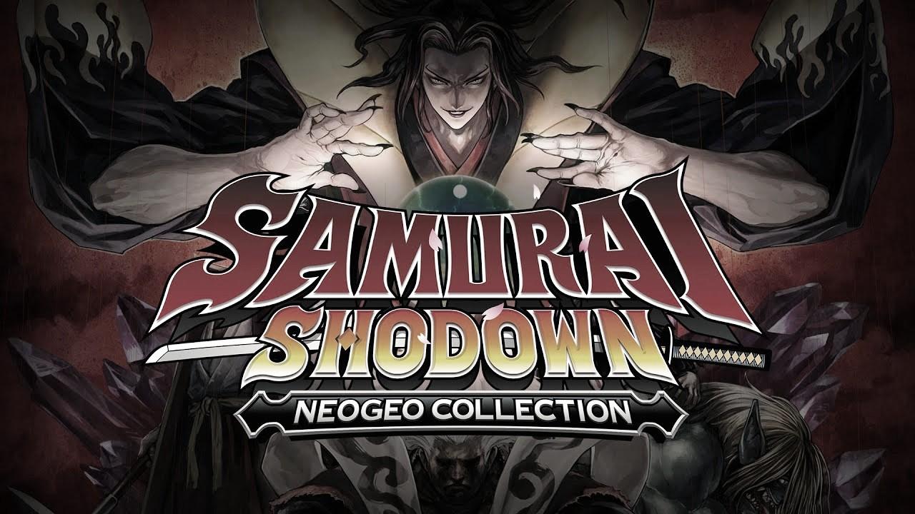 Coletânea Samurai Shodown NeoGeo Collection chega em junho