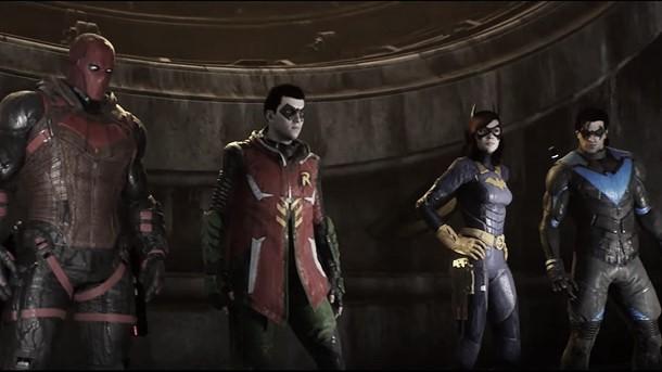 Gotham Knights: divulgado novo título da WB Games Montreal