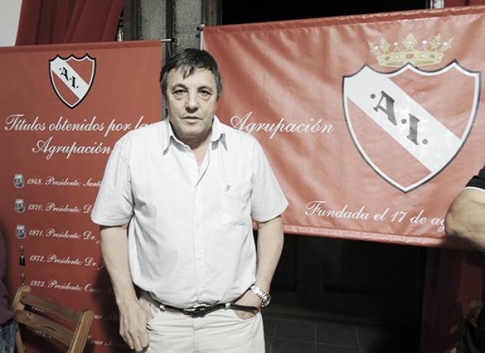 """Maldonado: """"Lo único formal es el regreso de Figal"""""""