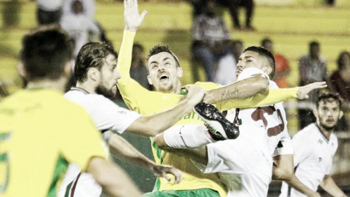 Com Dourado, Fluminense busca classificação na Copa do Brasil contra o Ypiranga