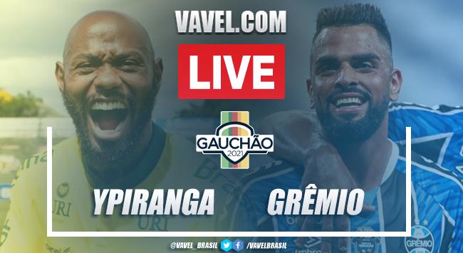 Gols e melhores momentos Ypiranga 2 x 3 Grêmio