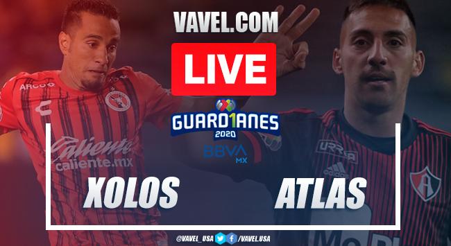 Goals and Highlights: Xolos Tijuana 3-1 Atlas, 2020 Liga MX