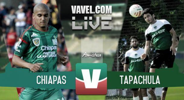 Resultado Jaguares - Cafetaleros de Tapachula en Copa Chiapas 2015 (3-1)