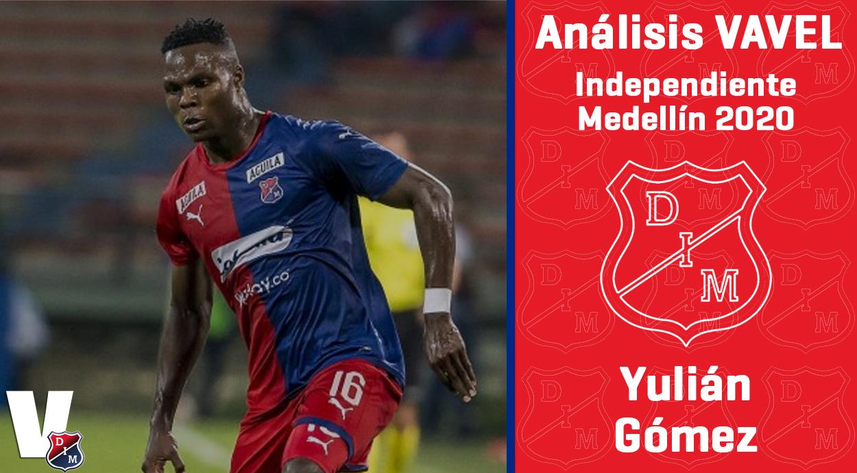 Análisis VAVEL, Independiente Medellín 2020: Yulián Gómez