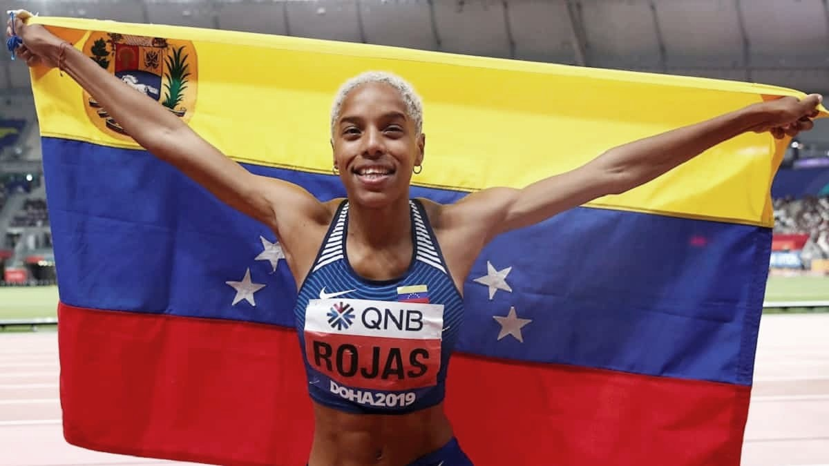 Las siete esperanzas olímpicas de Venezuela