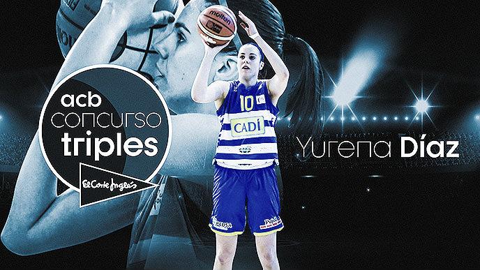 Yurena Díaz participará en el Concurso de Triples