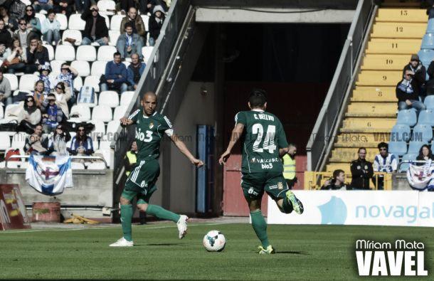 Deportivo - SD Ponferradina: puntuaciones de la Ponferradina, jornada 36