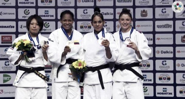 Colombia participará en Mundial de Judo, en Kazakstán