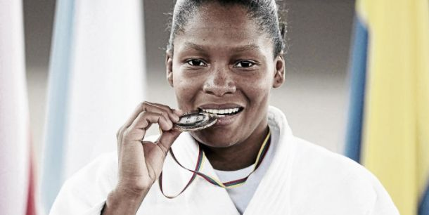 Yudi Alvear, bronce el Campeonato Mundial de Yudo