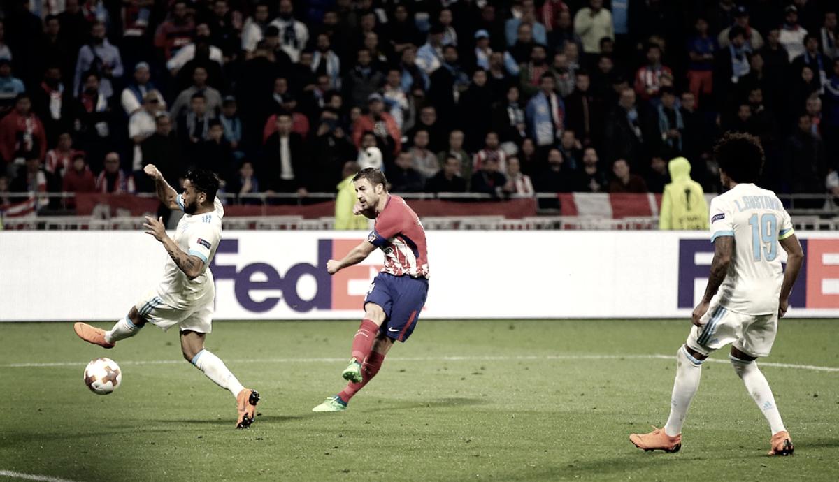 Resumen de la temporada Atletico de Madrid: análisis del centro del campo atlético en la temporada 2017-2018