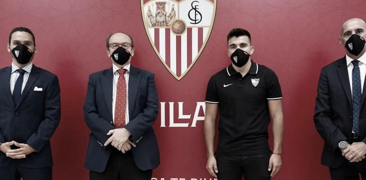 Marcos Acuña dejó Lisboa y es nuevo jugador del Sevilla