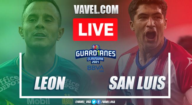 Goals and Highlights León 3-1 San Luis, 2020 Liga MX