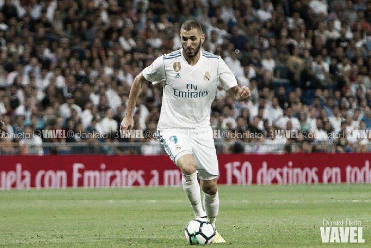 El Real Madrid golea en Balaídos