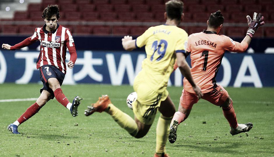 Cádiz CF vs Atlético de Madrid EN VIVO y en directo online en Laliga Santander 2021 (2-4)