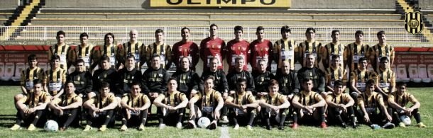 Olimpo: Torneo Final 2014