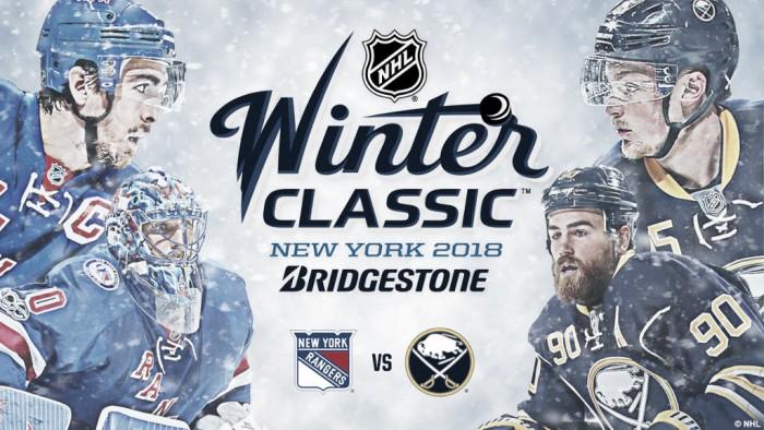 Los Rangers ganaron el Winter Classic 2018