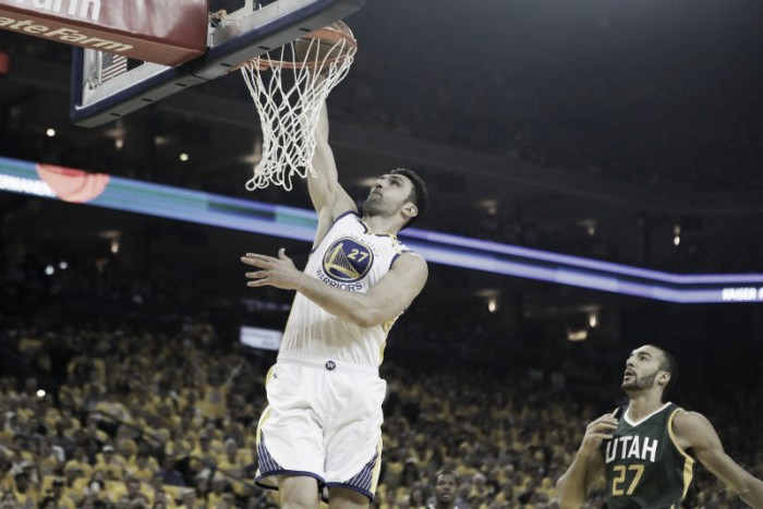 NBA, i Warriors trattengono Pachulia. Bob Myers ringrazia Durant