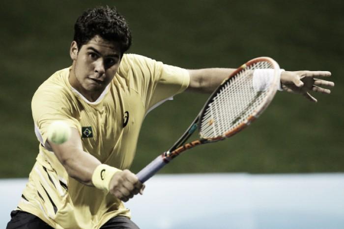 Marcelo Zormann é campeão de future ao bater argentino Federico Coria e entrará no top 500 da ATP