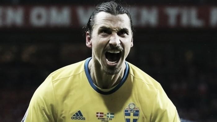 La estrella de Suecia: Zlatan Ibrahimovic, más que un capitán