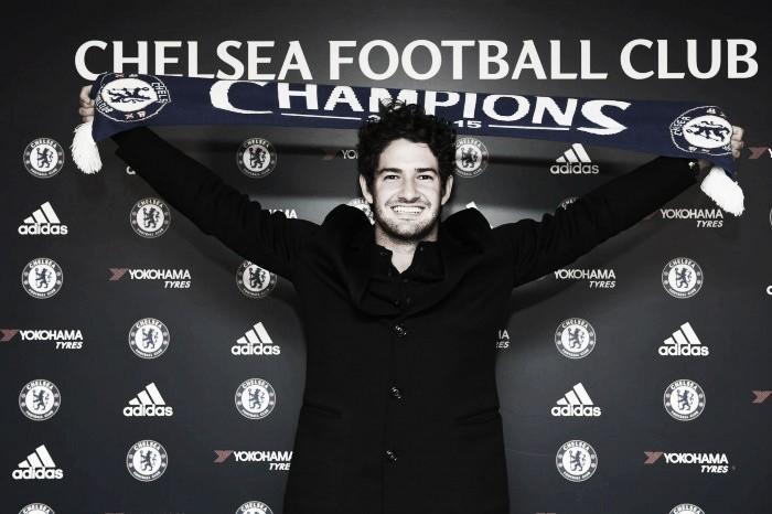 Antes de Drogba, camisa 11 do Chelsea será utilizada por Pato