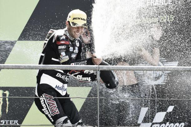 Johann Zarco, campeón de Moto2